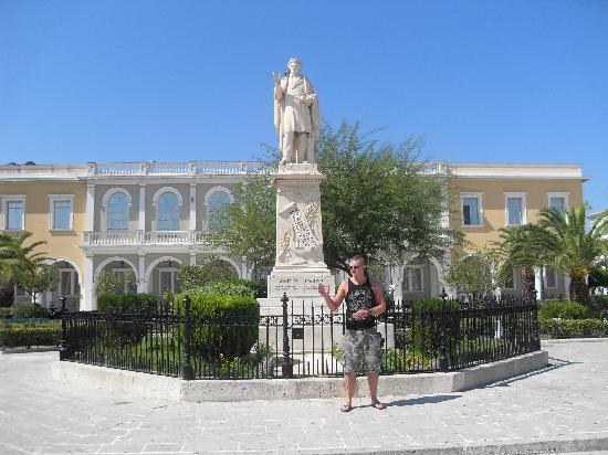 Katerina Palace Hotel: zante town
