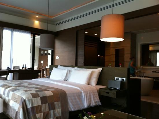 โรงแรมเคป นิทรา: cape nidhra suite schlafzimmer