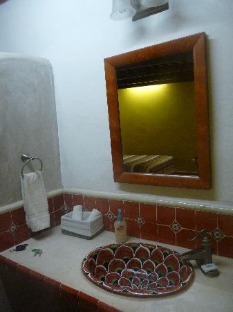 Luz En Yucatan: baño1