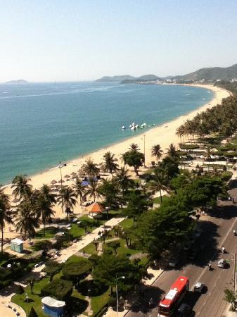 โรงแรมโนโวเทลญาจาง: day view from balcony