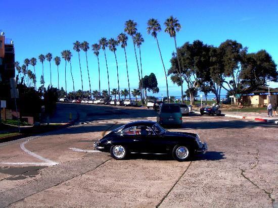 Coastal San Diego Tours to La Jolla & Torrey Pines with TourGuideTim: Un viale a La Jolla