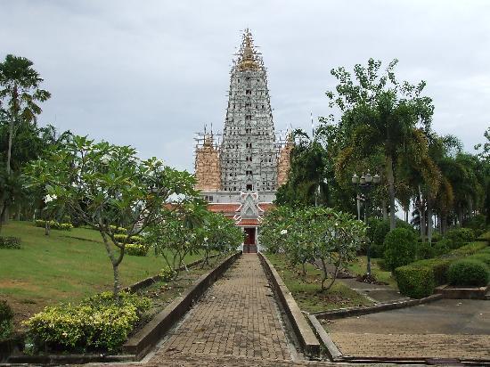 Bang Lamung, Thailand: Wat