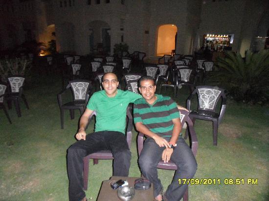 Rixos Sharm El Sheikh: evening show