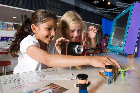 We The Curious: Become an animator for the day!