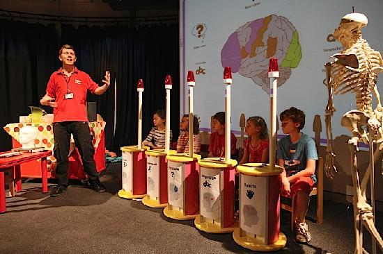 We The Curious: Take part in Live Science shows!