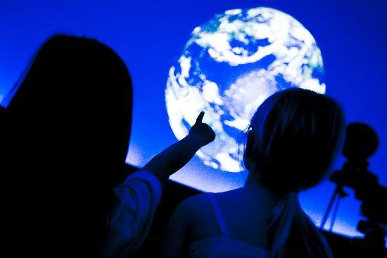 We The Curious: Take a trip to the stars in At-Bristol's Planetarium