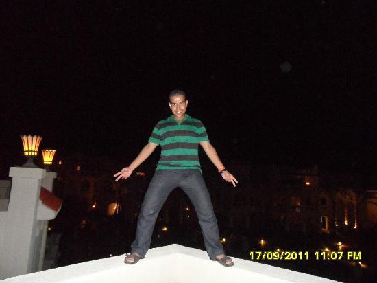 Rixos Sharm El Sheikh: craziness