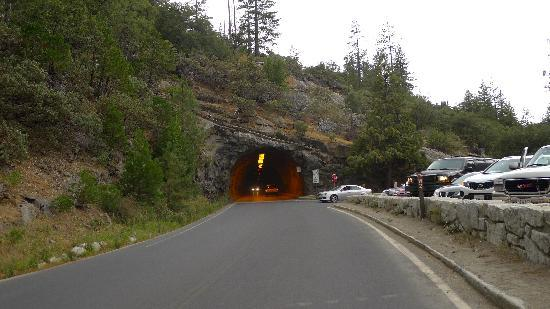 Tunnel View: The tunnel
