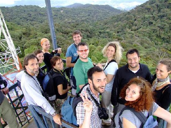 Cameron Secrets: At the View tower & Gunung Brincharg