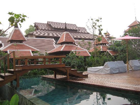 Siripanna Villa Resort & Spa: プール
