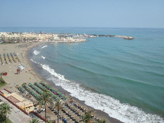 TUI Sensimar Riviera by MedPlaya: View to Left of room