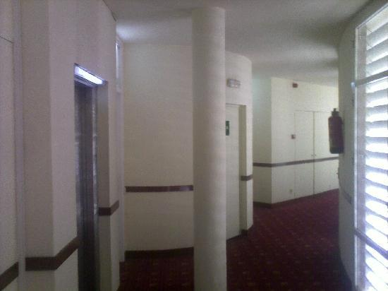 Guitart Grand Passage : corridor