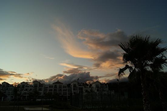 โรงแรมเฟอร์เต้ เอสเทโปน่า: Tranquilidad