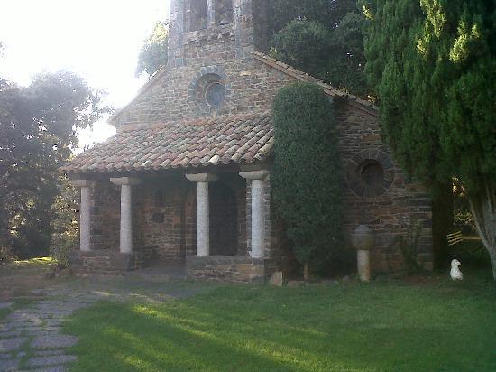 Husa Sant Bernat: ROMÁNTICO