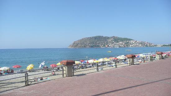 Residence Anfora: beach was nice!