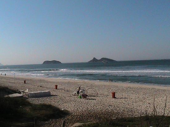 Gran Nobile Rio de Janeiro Barra: Spiaggia di fronte
