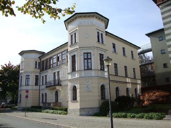 Dorint Am Goethepark Weimar: Nebenhaus von Dorint - Dingelstedt -Villa
