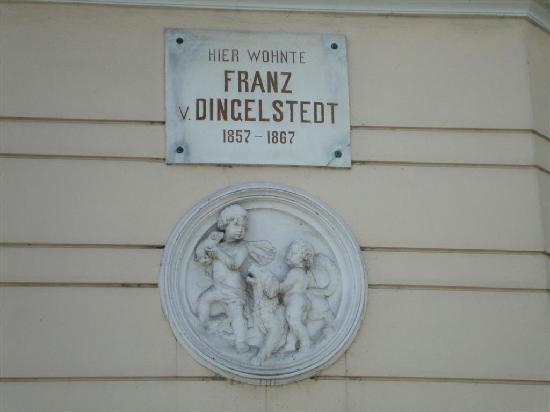 Dorint Am Goethepark Weimar: Hier wohnte Herr Dingelstedt