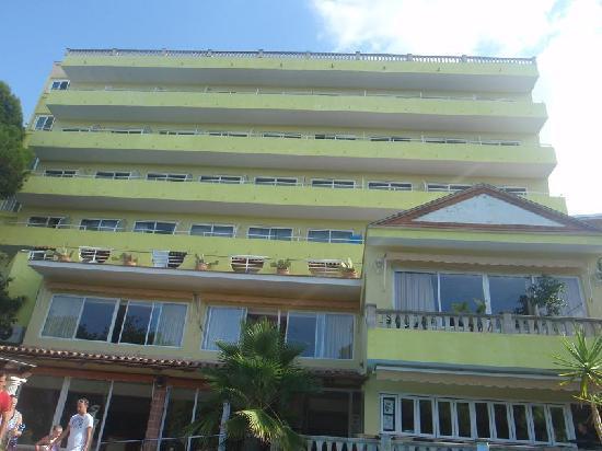 Manaus: hotel inside