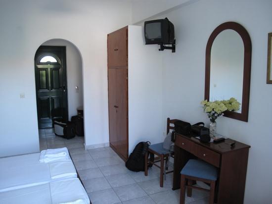 Danny's Hotel: room at Dannys