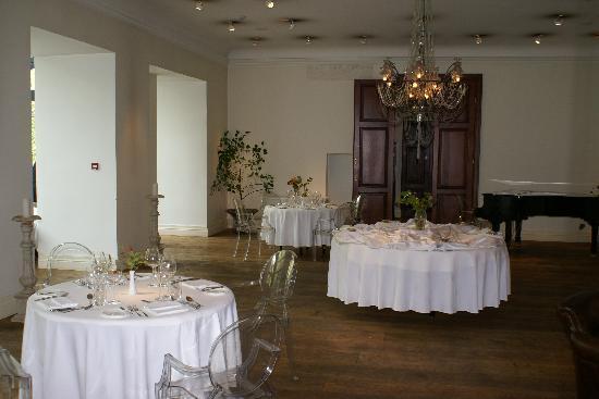 Padaste Manor: Speisesaal