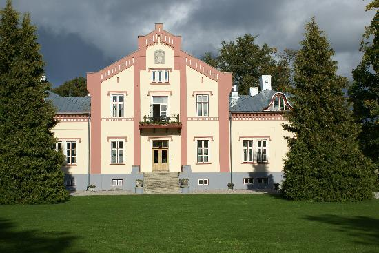 Padaste Manor: Manor House