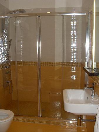 Hotel Lido: la super doccia :)