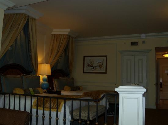 โรงแรมเดอะเวเนเชี่ยน มาเก๊า รีสอร์ท: View of room from window