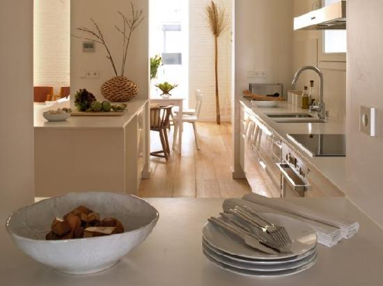 DestinationBCN Apartments & Rooms: Everything is provided for your comfort