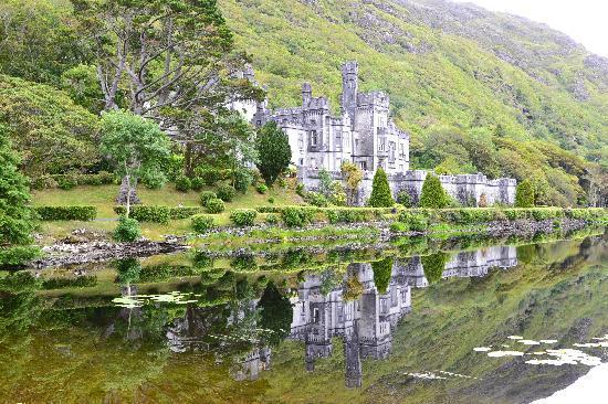 Kylemore Abbey & Victorian Walled Garden: Abbey