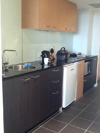 The Sebel Pelican Waters Golf Resort & Spa: good kitchen