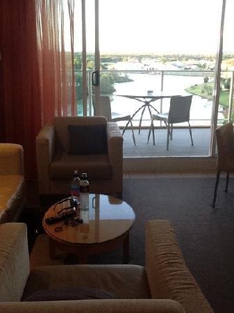The Sebel Pelican Waters Golf Resort & Spa: balcony