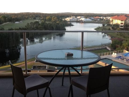 The Sebel Pelican Waters Golf Resort & Spa: lovely relaxing view