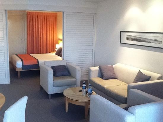 The Sebel Pelican Waters Golf Resort & Spa: living room