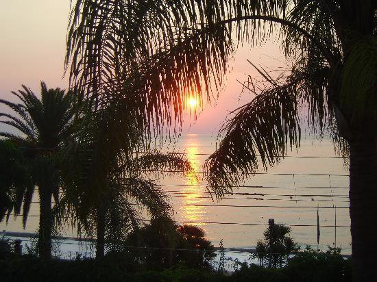 Caparena Hotel: Sunrise at Caparena