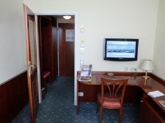 Hotel Am Parkring: 客室