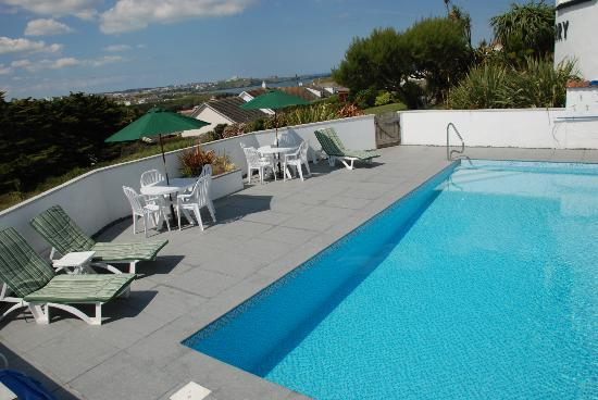 Whipsiderry Hotel: swimming pool