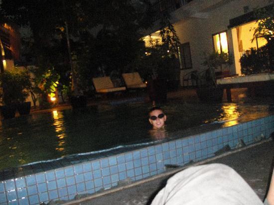 โรงแรมเดอะ 252: piscina