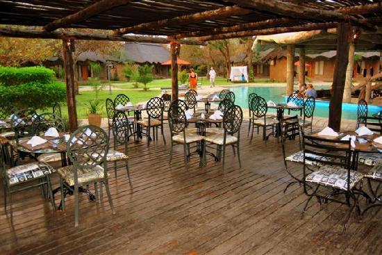 Chrismar Hotel: pool deck