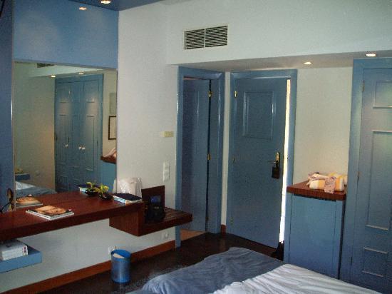 Hotel Quinta das Lagrimas: garden bedroom