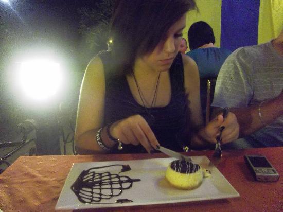 Anfi Restaurant & Bar: cheesecake