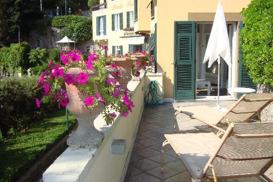 Hotel Piccolo Portofino: balcony