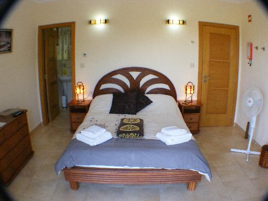 Quinta Arruba Guest House: Double room with terrace