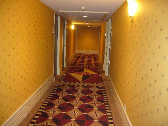 InterContinental Chicago: corridoio 11 piano
