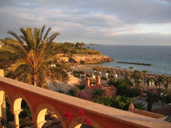 Iberostar Grand El Mirador: View from balcony