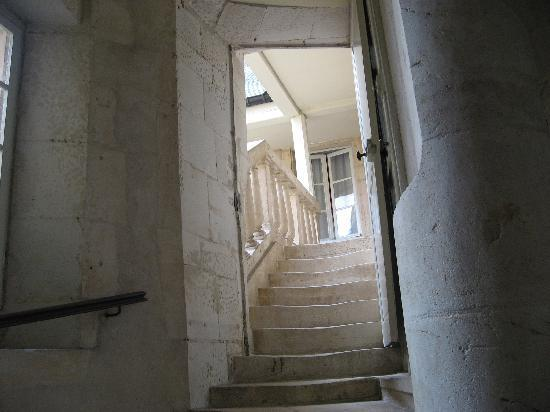 Hotel d'Haussonville: Staircase