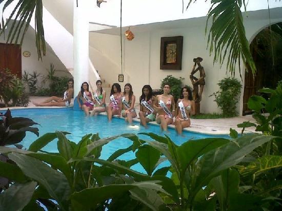 Koox Matan Ka'an Hotel: Matan Ka'an sede di Miss Earth 2011