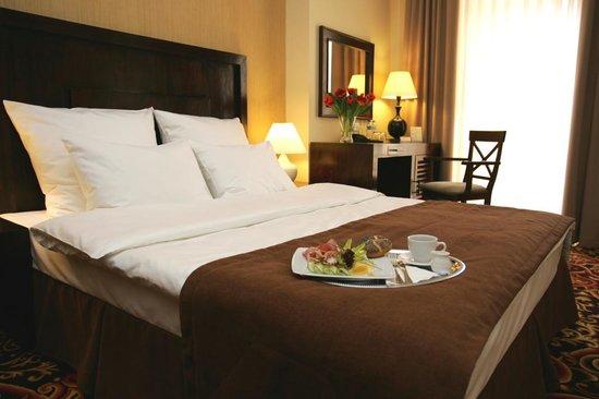 Hotel Columbus: standard DBL room