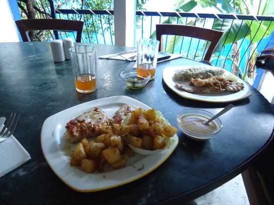 Savage Garden: the food!!