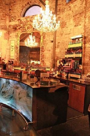 Jameson Distillery Bow St: Jameson bar